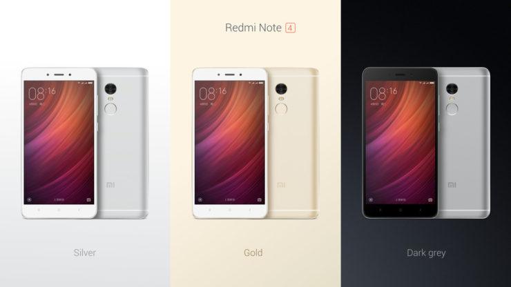 Обзор смартфона Xiaomi Redmi Note 4