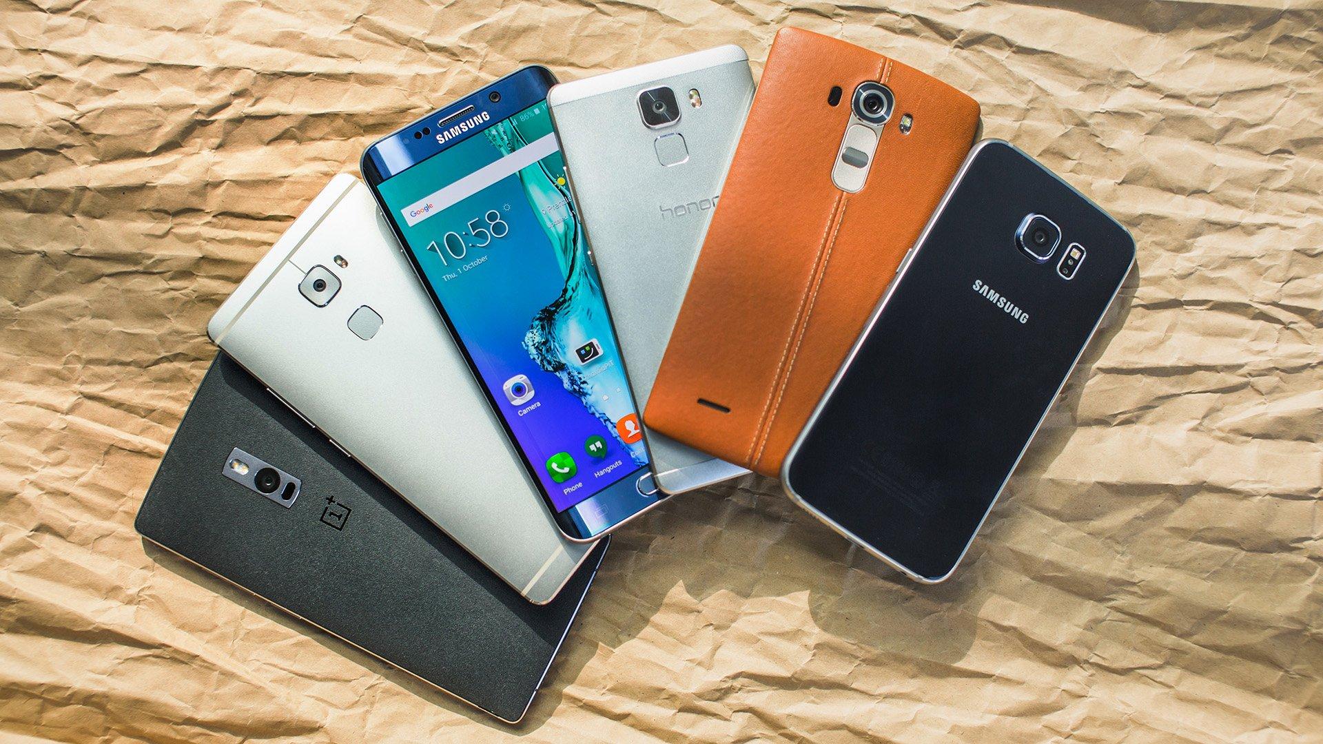 Рейтинг лучших смартфонов 2017 года