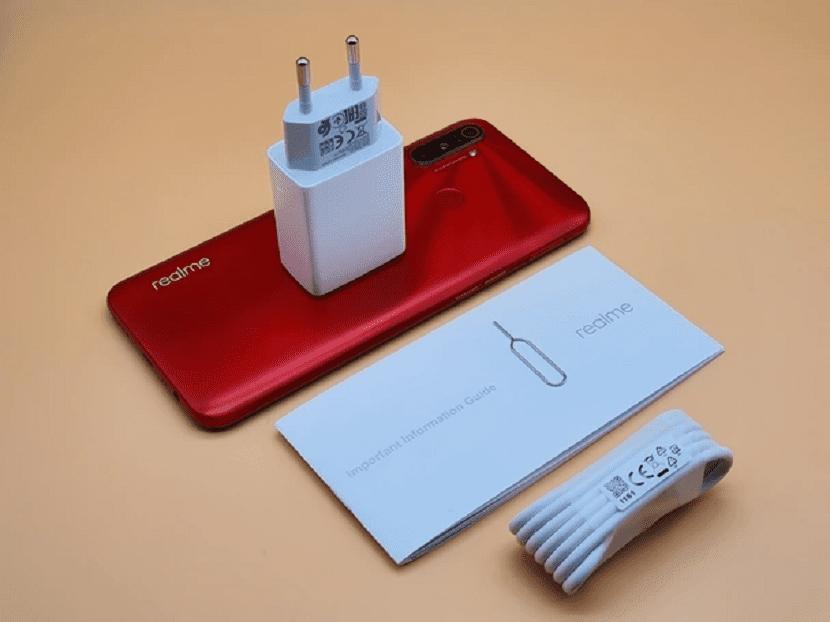 Зарядка Realme C3