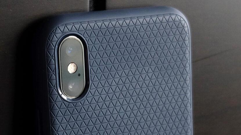 Задняя камера iPhone xs