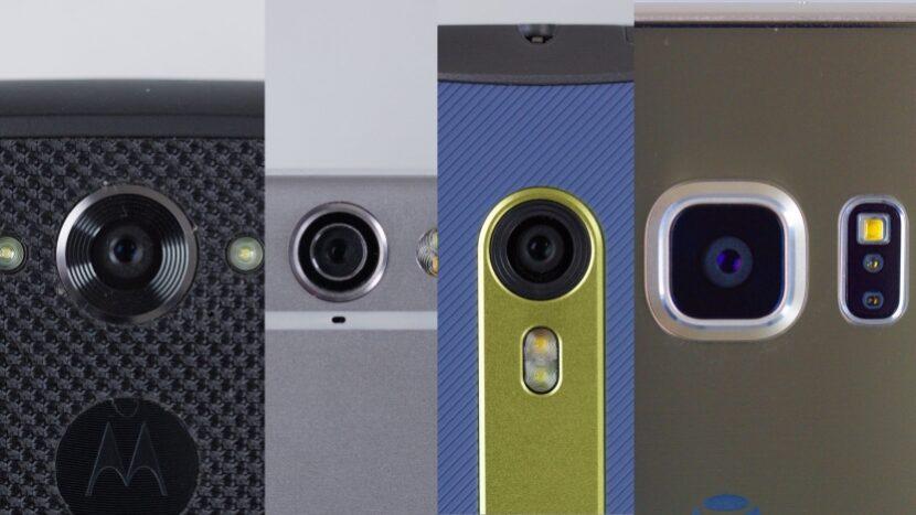 камеры телефонов