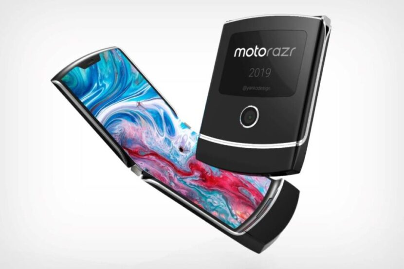 Motorola (Lenovo) RAZR 2020