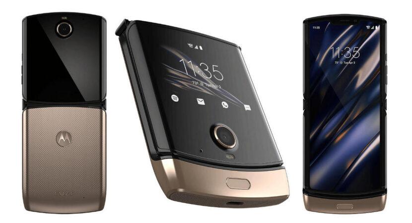 Motorola Razr2 sub-6GHz 5G