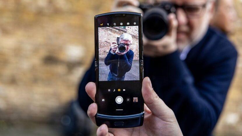 Обзор камеры Моторола 2020
