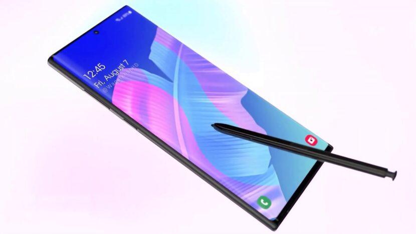 Galaxy Note 20 новая модель 2020