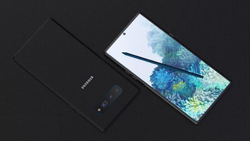 galaxy note 20 дисплей