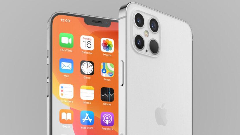 Дисплей нового айфона 12 про
