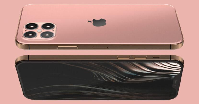 Характеристики айфона 12 про розовый цвет