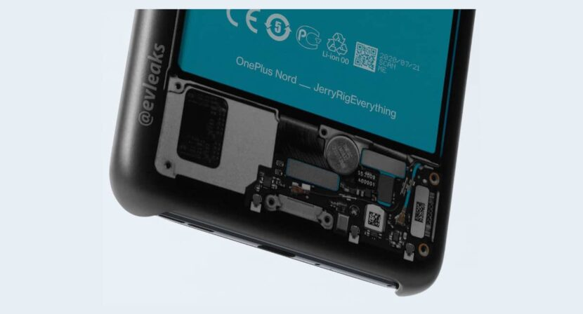 OnePlus Nord 2 аккумулятор
