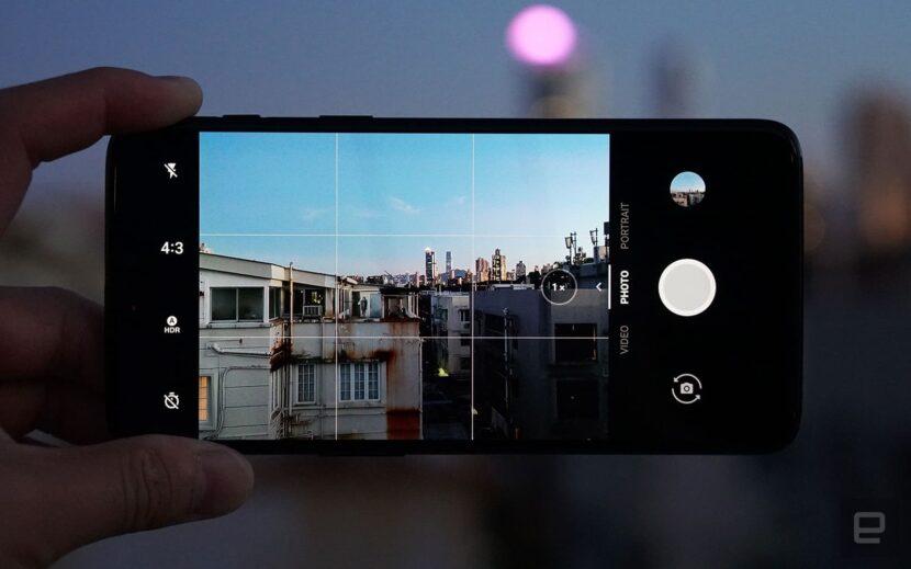 OnePlus-6 камера на дневном свете