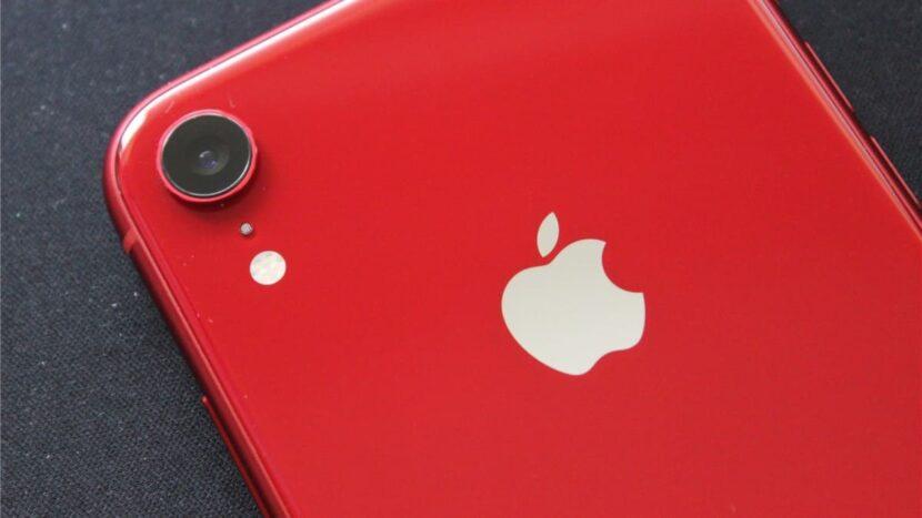 Задняя панель iPhone XR