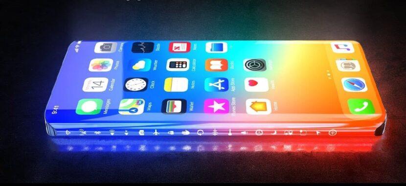 цветной iPhone 13