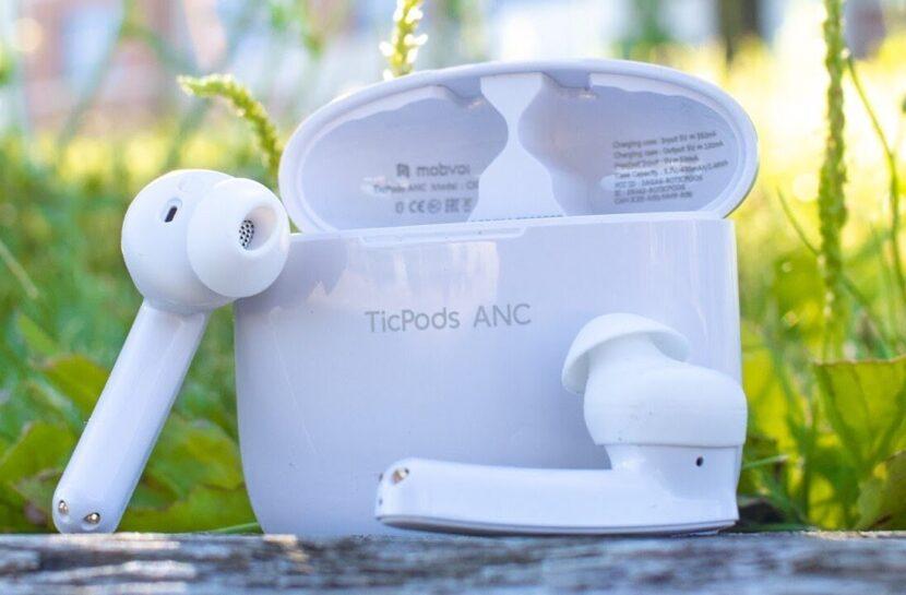 TicPods ANC - обзор, цена, характеристики, шумоподавление, фото