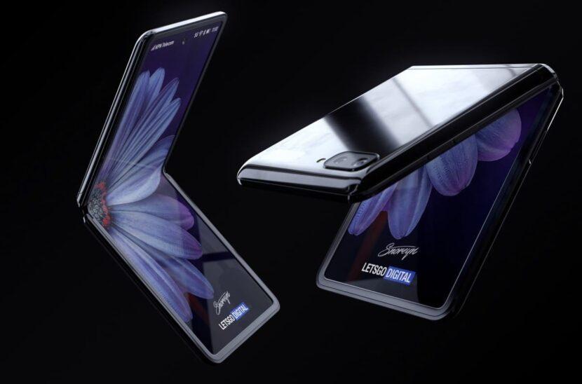 Samsung два черных смартфона