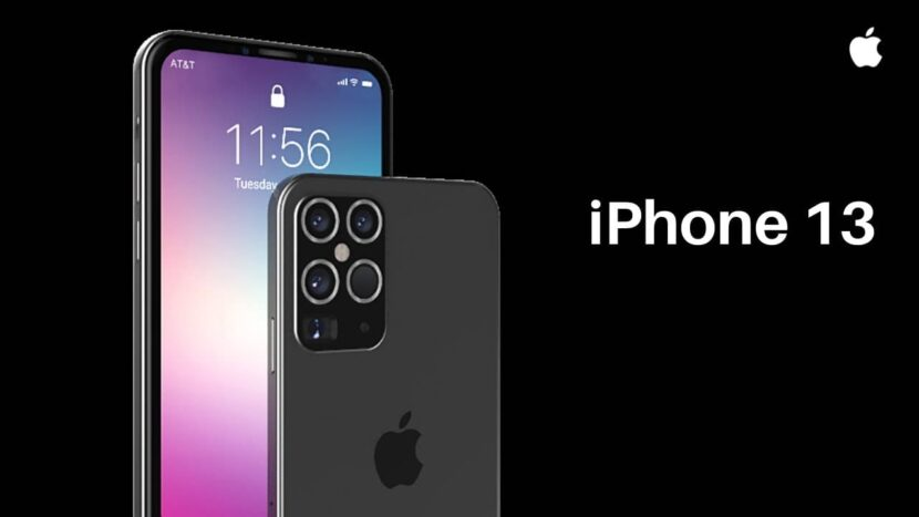 iPhone 13 черный