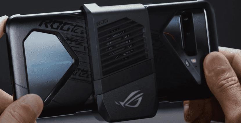 AeroActive Cooler для ASUS ROG Phone 3
