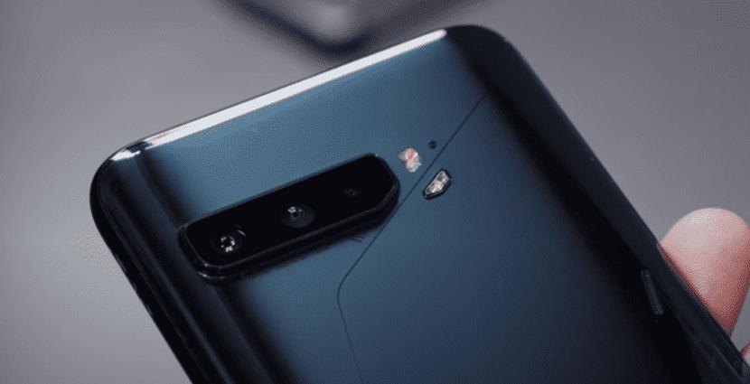 Задняя панель ASUS ROG Phone 3