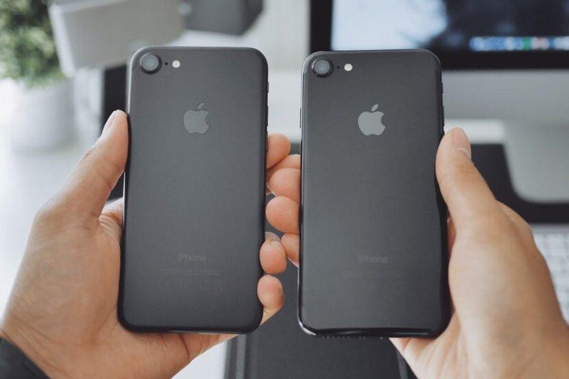 2 IPhone 7