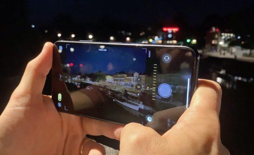 снимок на iPhone 11 Pro