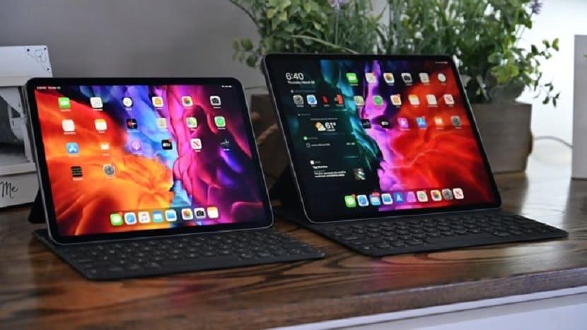 Сравнение iPad Pro разных комплектаций