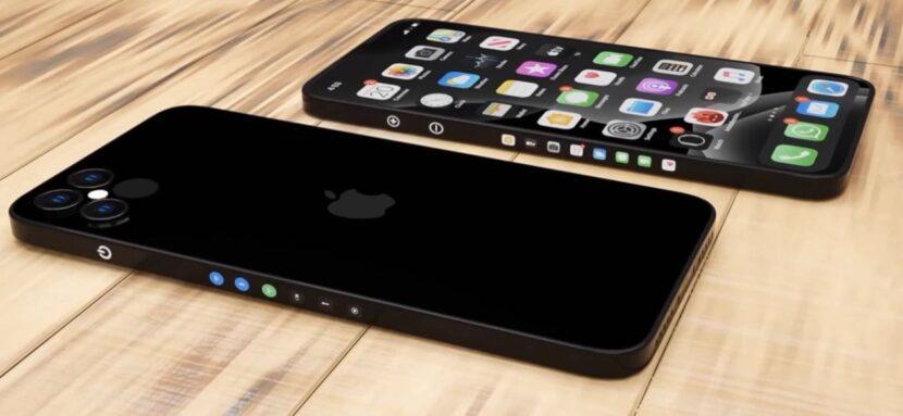 черные флагманы Apple