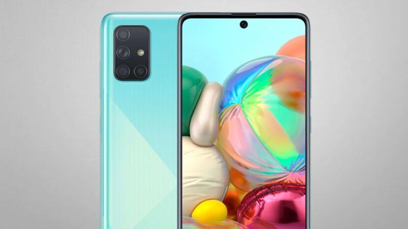 Обзор Samsung Galaxy A71 5G