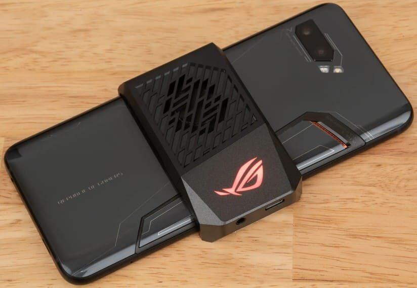 AeroActive Cooler 3 на смартфоне ASUS ROG Phone 3