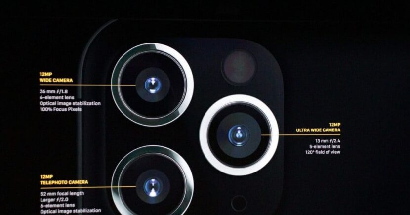обзор камеры айфон