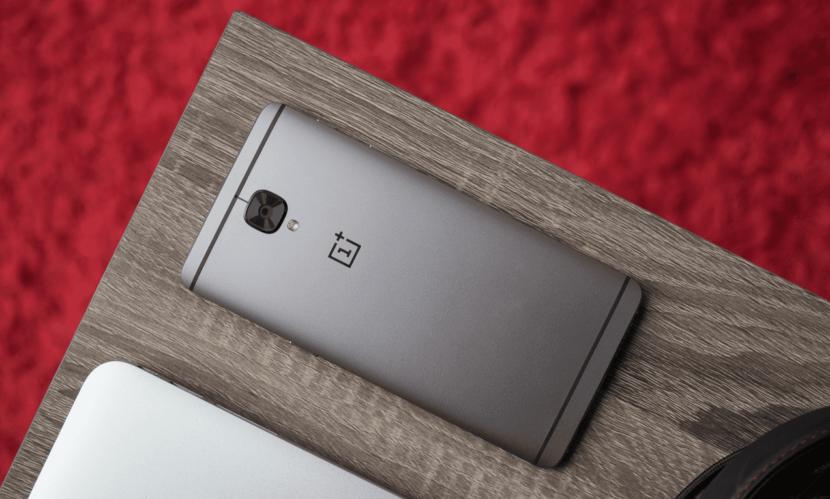 смартфон OnePlus 3 с хорошим звуком