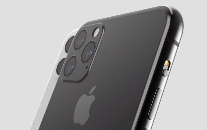 iPhone 11 Pro белый и черный