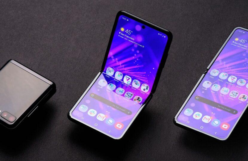 три смартфона samsung