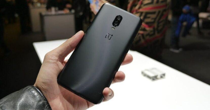 OnePlus-6T смартфон