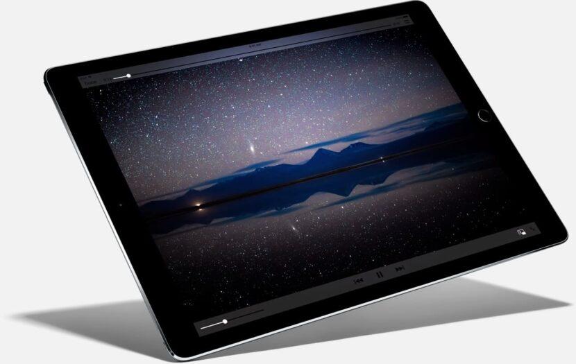 iPad Pro просмотр видео