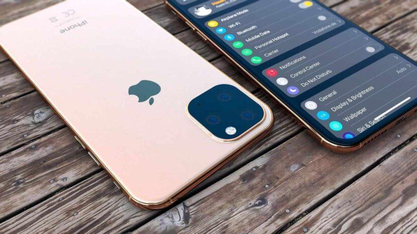 Розовый Iphone 12