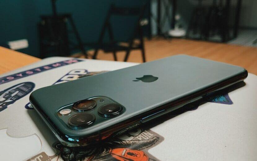 iPhone 11 Pro черный