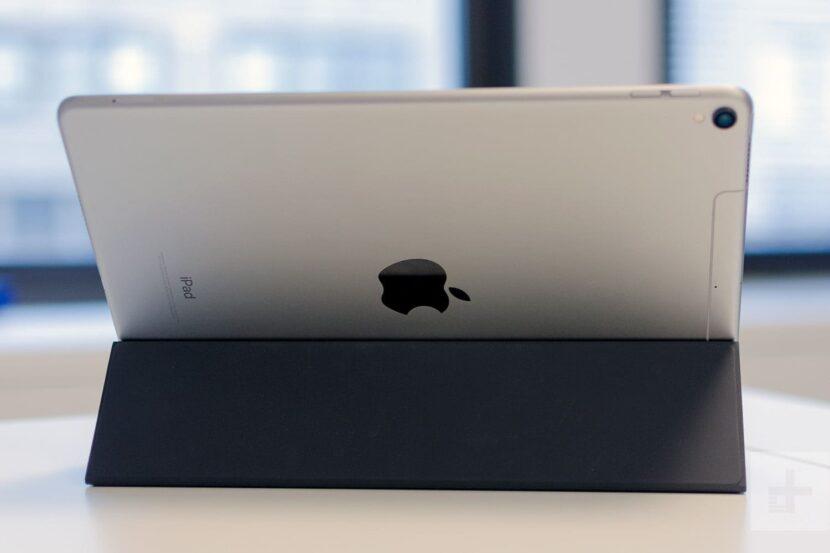 iPad Pro обратная сторона