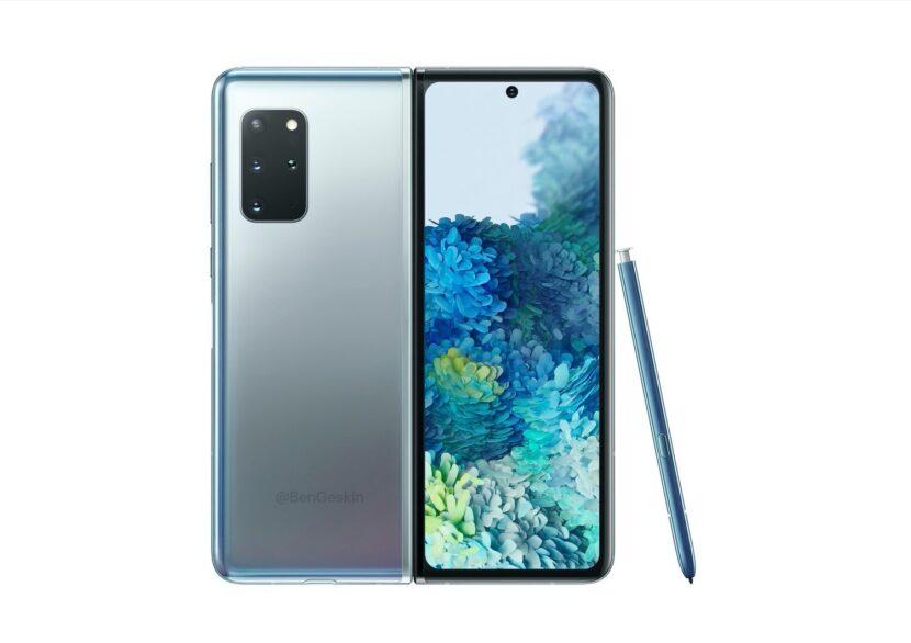 Samsung Galaxy Note 20 Ultra или Samsung Galaxy Z Fold 2 - полное сравние