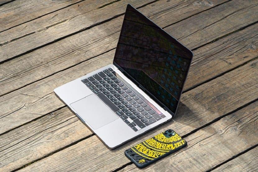 MacBook Pro 2020 с тусклым дисплеем