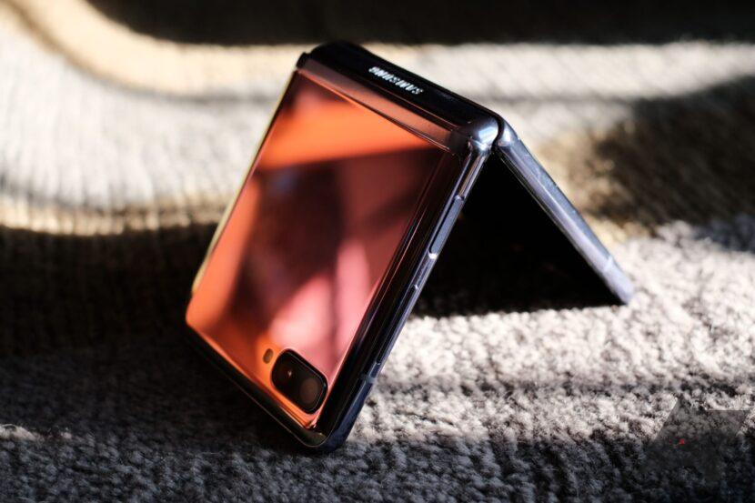 зеркальный смартфон