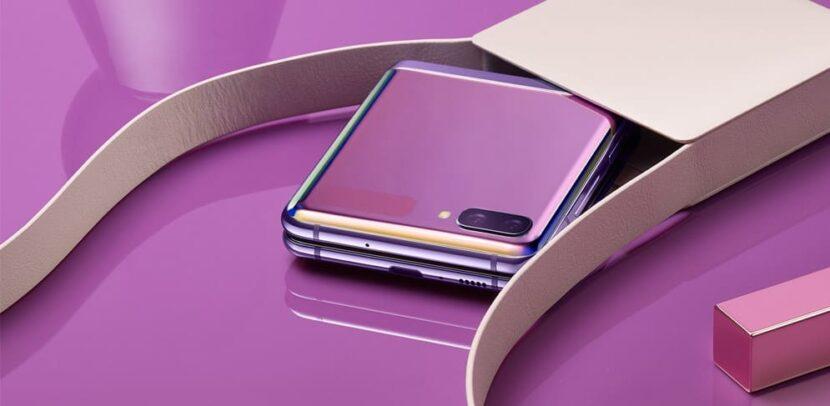 смартфон розовый