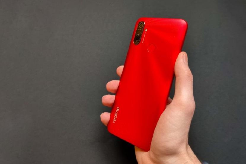 Красный Realme C3
