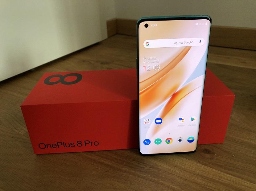 Дисплей OnePlus 8 Pro