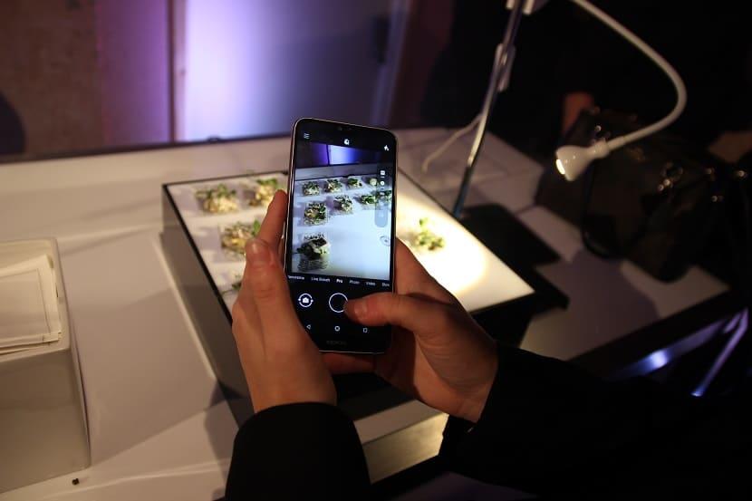 Камера Nokia 7.1