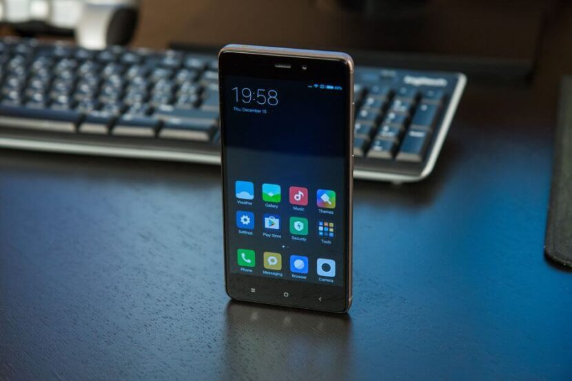 Xiaomi экран