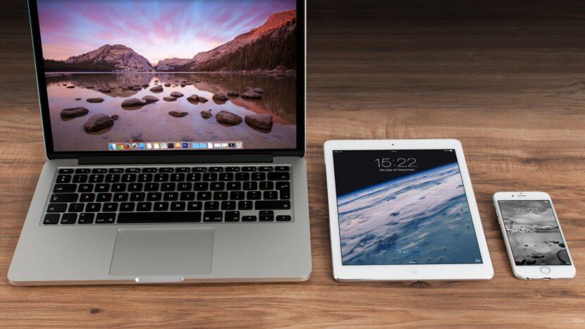 Mac и iPhone
