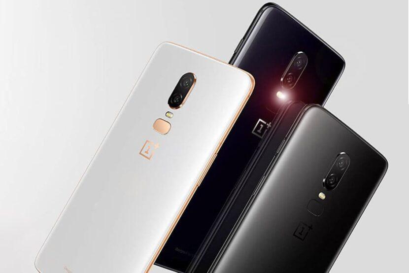 New-OnePlus-6T з смартфона