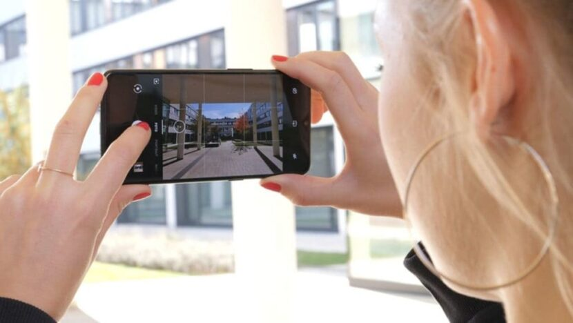 Двойная камера OnePlus 6T