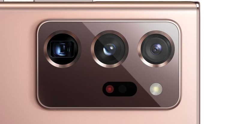 Основная камера Samsung Galaxy Note 20 Ultra