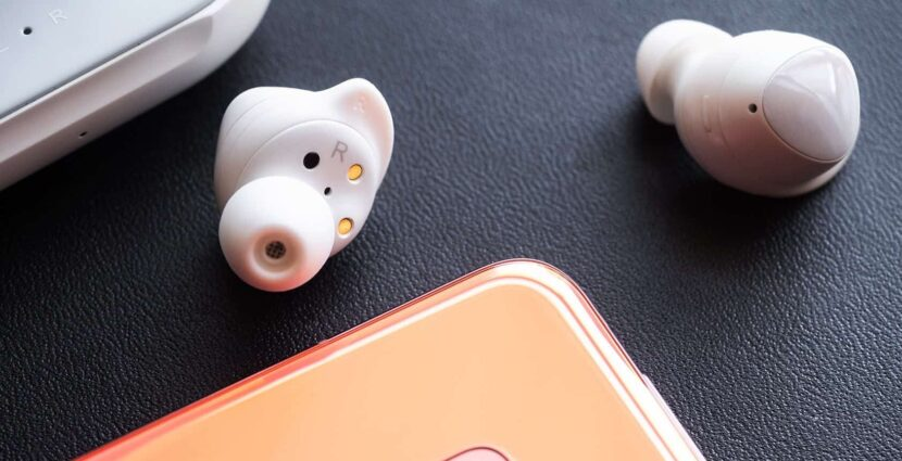 Наушники Samsung Galaxy Buds+
