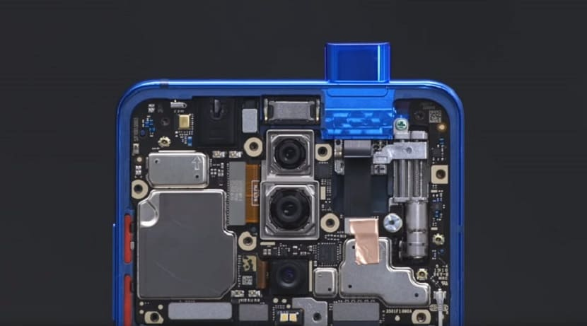 Xiaomi Mi 9T изнутри